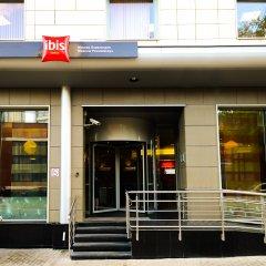 Гостиница Ибис Москва Павелецкая вид на фасад фото 2