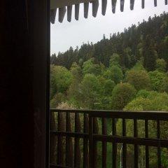 Гостиница Горные Вершины Номер категории Эконом с различными типами кроватей фото 5