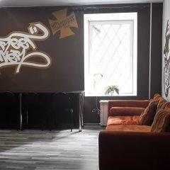 Хостел ROCK Кровать в общем номере с двухъярусной кроватью фото 6