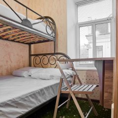 Гостиница Винтерфелл на Курской 2* Бюджетный номер с разными типами кроватей фото 4
