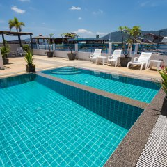 Отель Star Patong бассейн фото 5