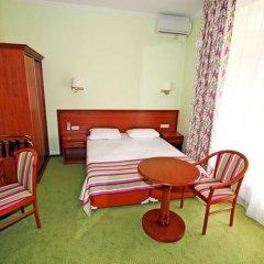 Парк-отель ДжазЛоо 3* Стандартный номер с двуспальной кроватью фото 12