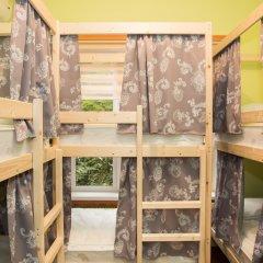 Хостел Рус – Парк Победы Кровать в общем номере с двухъярусной кроватью фото 6