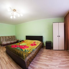 Гостиница Хом-Сити в Тюмени отзывы, цены и фото номеров - забронировать гостиницу Хом-Сити онлайн Тюмень комната для гостей фото 3