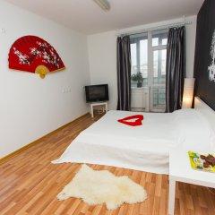 Мини-Отель Инь-Янь в ЖК Москва Номер категории Эконом с различными типами кроватей фото 18