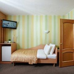 Гостиница Заречная Стандартный номер с двуспальной кроватью фото 5