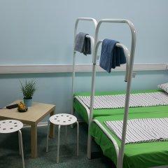 Хостел 365 Стандартный семейный номер с различными типами кроватей