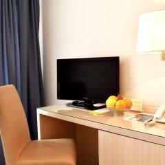Гостиница Атлантика (бывш. Оптима) 3* Стандартный номер с различными типами кроватей фото 4