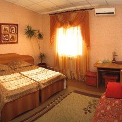 Гостиница Лагуна Спа Стандартный номер с 2 отдельными кроватями фото 3