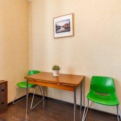 Апартаменты Inndays Шаболовка Стандартный номер с различными типами кроватей фото 8