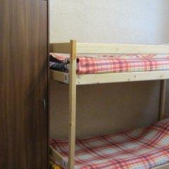 Гостиница Аксинья Кровать в женском общем номере с двухъярусной кроватью фото 3