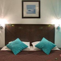 Гостиница Голубая Лагуна Стандартный номер с различными типами кроватей фото 4