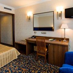 Гостиница Малахит 3* Номер Бизнес с разными типами кроватей фото 5