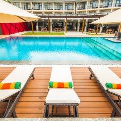 Отель Camelot Beach бассейн фото 7