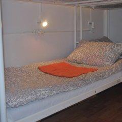 Хостел Абрикос Кровать в общем номере с двухъярусными кроватями фото 6