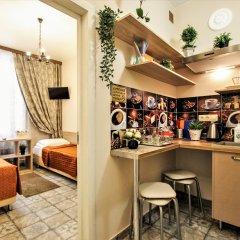 Мини-Отель Меланж Апартаменты с различными типами кроватей фото 13