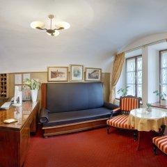 Hotel Waldstein 4* Улучшенный номер с различными типами кроватей фото 5