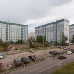 Апартаменты KZN Life на проспекте Ямашева парковка