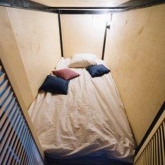 Хостел Fabrika Moscow Кровать в женском общем номере с двухъярусными кроватями фото 4