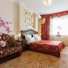 Гостиница Гранд Уют 4* 1-я категория Номер Стандарт двуспальная кровать фото 6