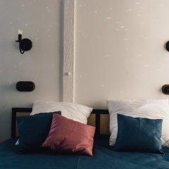 Хостел Fabrika Moscow Стандартный номер с разными типами кроватей фото 5