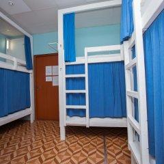 Laguna Hostel Кровать в общем номере с двухъярусной кроватью фото 7