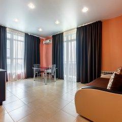 Апарт-Отель Тихая Бухта Апартаменты с различными типами кроватей фото 3