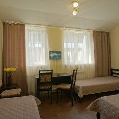 Гостиница Славянка Стандартный номер с различными типами кроватей фото 3