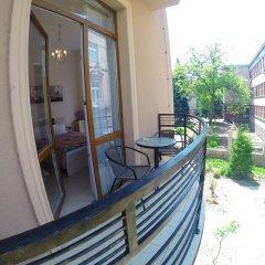 Апартаменты в Львове балкон