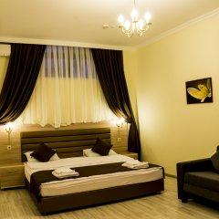 Мини-Отель City Life 2* Стандартный номер разные типы кроватей фото 2