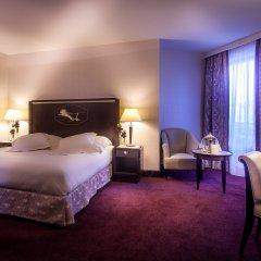 L'Hotel du Collectionneur Arc de Triomphe 5* Представительский номер разные типы кроватей фото 4