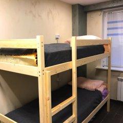 Хостел Аквариум Кровать в общем номере с двухъярусными кроватями фото 3