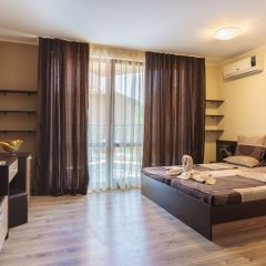 Отель Villa Brigantina комната для гостей фото 11