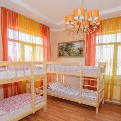 Отель Guest House Va Bene Кровать в женском общем номере