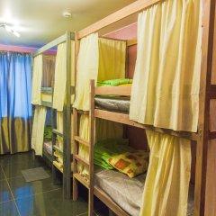 Хостел РусМитино Кровати в общем номере с двухъярусными кроватями фото 5
