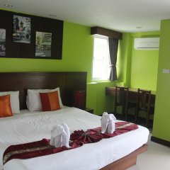 Green Harbor Patong Hotel 2* Стандартный номер разные типы кроватей фото 3