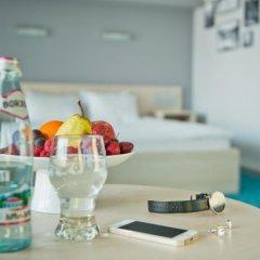 Гостиница Ялта-Интурист 4* Студия Делюкс с различными типами кроватей фото 6