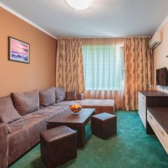 Отель Villa Brigantina 3* Апартаменты разные типы кроватей фото 9