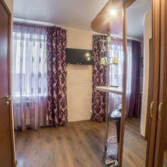 Гостиница Теремок Пролетарский комната для гостей фото 4