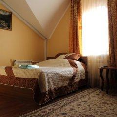 Гостевой дом Европейский Улучшенный номер с различными типами кроватей фото 2