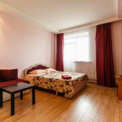 Гостиница Аврора Студия с различными типами кроватей фото 5