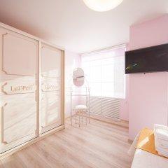 Гостиница на Павелецкой Улучшенный номер с различными типами кроватей фото 3