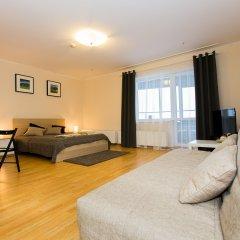 Гостиница Зона Комфорта Апартаменты с различными типами кроватей фото 4