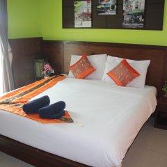 Green Harbor Patong Hotel 2* Стандартный номер разные типы кроватей фото 22