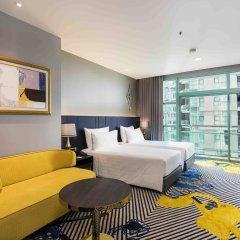 Отель Chatrium Riverside Bangkok Таиланд, Бангкок - 3 отзыва об отеле, цены и фото номеров - забронировать отель Chatrium Riverside Bangkok онлайн комната для гостей фото 2