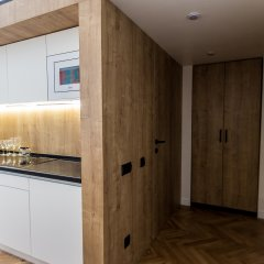 Апарт-Отель F12 Apartments Апартаменты с 2 отдельными кроватями фото 18