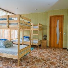 БМ Хостел Кровать в общем номере с двухъярусной кроватью