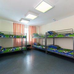 Хостел Чемпион Кровать в мужском общем номере с двухъярусной кроватью фото 2