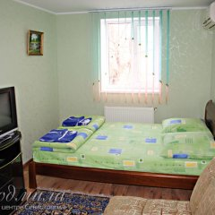 Гостевой Дом Людмила Апартаменты с различными типами кроватей фото 43