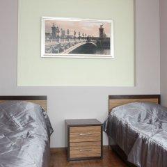 Гостиничный комплекс Авиатор Номер Комфорт 2 отдельные кровати фото 2